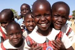 Steinbach Christian School Visits Sister School in Uganda