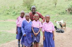 Meet Ambrose from Uganda