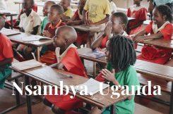 Sponsorships in Nsambya, Uganda