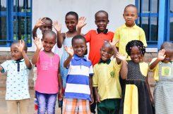 Greetings from Rwanda